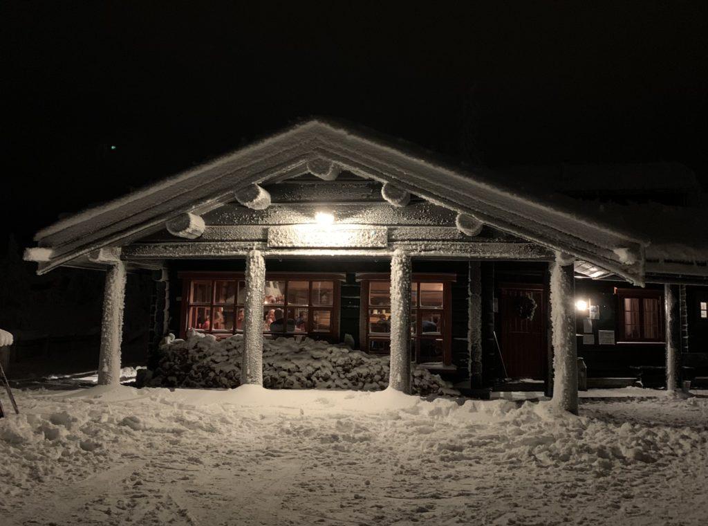 Fjellparkstua Aurdal Aurdalsåsen Danebu Valdres